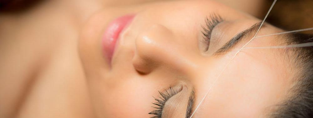 Anshi Eyebrow Threading Place Nj Eyebrows Bridal Mehndi And Henna